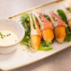 crabe-royal-2-Pinces de Crabe des Neiges